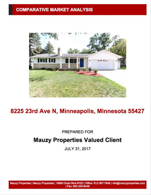 Minneapolis Real Estate Market Analysis Report